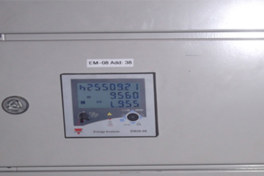 Energy Monitoring and Energy Projects