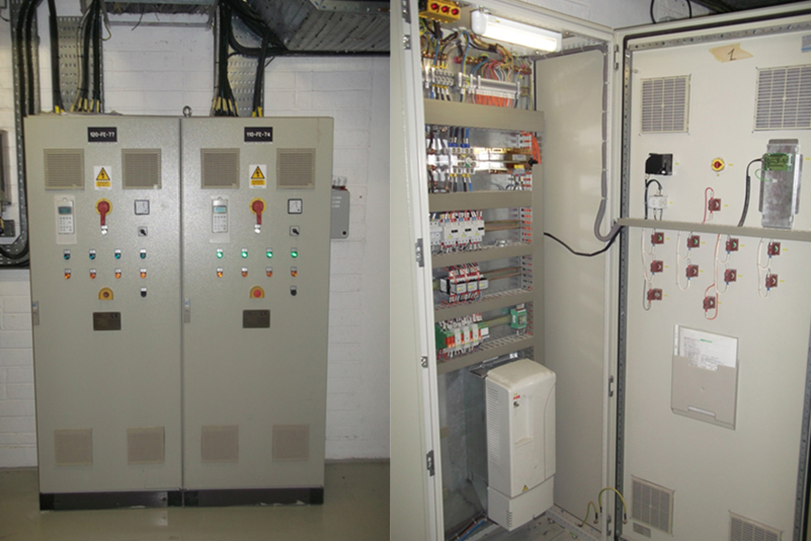 Panel Wiring and Installations